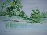 Jill Morris - Lake Lanier View