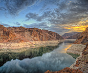 Stephen Campbell - Lake Mead Sunrise