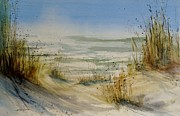 Large Scale Originals - Lake Michigan by Sandra Strohschein