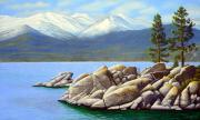 Frank Wilson - Lake Tahoe Sand Harbor