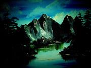 Landscape Print by Robert Cunningham
