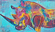 Adam Brett - Large Rhino - By Adam...