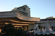 Statue Photo Prints - Las Vegas - Caesars Palace - 12124 Print by DC Photographer