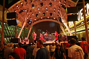 Game Photo Metal Prints - Las Vegas - Fremont Street Experience - 121211 Metal Print by DC Photographer
