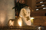 Egypt Framed Prints - Las Vegas - Luxor Casino - 12125 Framed Print by DC Photographer