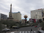 Eiffel Photos - Las Vegas - Paris Casino - 12124 by DC Photographer