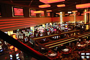 Planet Prints - Las Vegas - Planet Hollywood Casino - 12123 Print by DC Photographer
