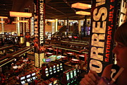 Game Photos - Las Vegas - Planet Hollywood Casino - 12124 by DC Photographer