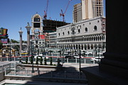 Vegas Framed Prints - Las Vegas - Venetian Casino - 12121 Framed Print by DC Photographer