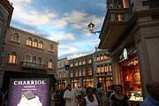 Venetian Framed Prints - Las Vegas - Venetian Casino - 12125 Framed Print by DC Photographer
