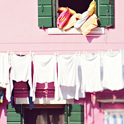 Kim Fearheiley - Laundry Day