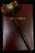 Bible Photo Posters - Lawyer - Truth and Justice  Poster by Paul Ward