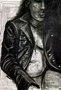 Gabrielle Wilson-Sealy - Leather Jacket