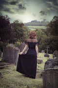 Tomb Photos - Left Alone by Joana Kruse
