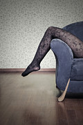 Anonymous Prints - Legs Print by Joana Kruse