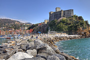 Colourful Prints - Lerici Print by Joana Kruse