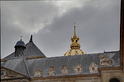 Court Prints - Les Invalides - Paris France - 011311 Print by DC Photographer