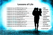Mike Flynn - Lessons of Life