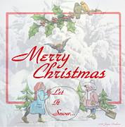 Joyce Dickens - Let It  Snow Let It Snow  Let It Snow