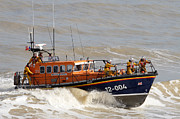 Paul Lilley - Lifeboat -Mersey Class...