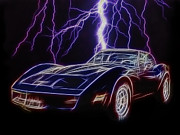 Lightning Fast Print by JohnD Smith