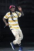 Lil Wayne Prints - Lil Wayne Print by Front Row  Photographs