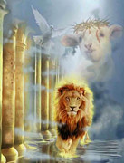 Ricardo Colon - lion of Judah