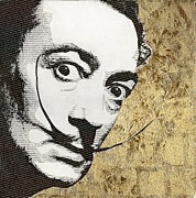 Salvador Mixed Media - Literally Salvador Dali by Gary Hogben