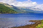 Jane McIlroy - Loch Long - Argyll - Scotland