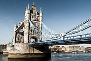 Vintage Beauty Prints - London Bridge Print by Daniel Kocian