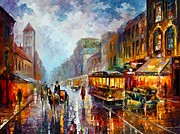 Leonid Afremov - Los Angeles 1925