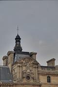 Louvre - Paris France - 01135 Print by DC Photographer