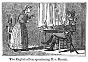 Lydia Darrah, 1777 Print by Granger