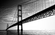 Angela  Beauchamp  - Mackinac Bridge Michigan