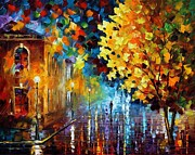 Leonid Afremov - Magic Rain