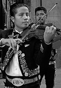Hugh Peralta - Mariachi-violin