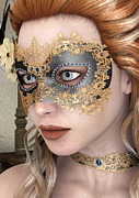 Design Windmill - Masquerade Mask