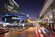 Center City Prints - MBK Center Bangkok Print by Fototrav Print