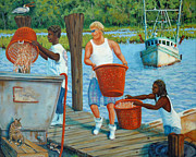 Dwain Ray - McClellanville Shrimpers