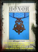Congress Mixed Media - Medal Of Honor by JFantasma Photography