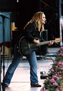 Concerts Posters - Melissa Etheridge Poster by Sheryl Chapman Photography
