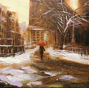 Chin H  Shin - Melting Snow