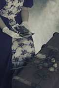 Glove Prints - Memories Print by Joana Kruse