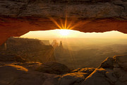 Andrew Soundarajan - Mesa Arch Morning