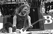 Metallica Art - Metallica by Front Row  Photographs