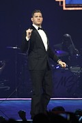 Front Row  Photographs  - Michael Buble