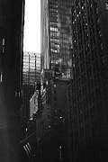Analog Prints - Midtown Manhattan Print by Jannis Werner