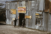 """juke Joint"" Framed Prints - Migrant Workers, 1941 Framed Print by Granger"