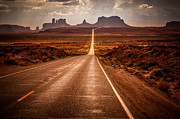 Old West Photos - Miles to Go by Jennifer Grover