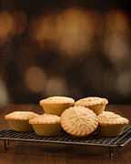 Rack Photos - Mince Pies by Christopher and Amanda Elwell